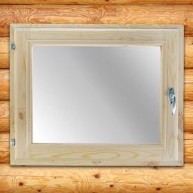 Окно, 50×60см, двойное стекло, из хвои Ош