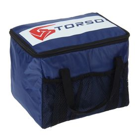 Термосумка TORSO, 27 х 19 х 20 см, синяя Ош