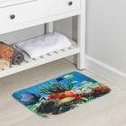 Коврик Доляна «Коралловый риф», 40×60 см