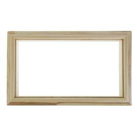 Окно глухое, 30×50см, двойное стекло Ош