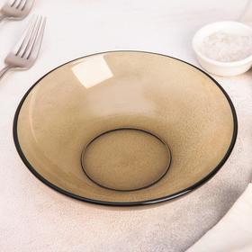 """Тарелка глубокая 18 см """"Basilico"""" Ca del vetro, 600 мл"""