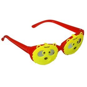 Карнавальные очки - открывашка детские 'Котик', цвета МИКС Ош