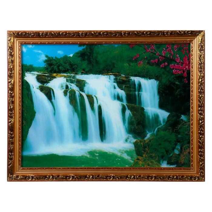 Световая картина Живая природа 6050 см