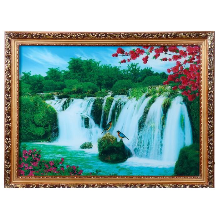 Световая картина Дикая природа 6050 см