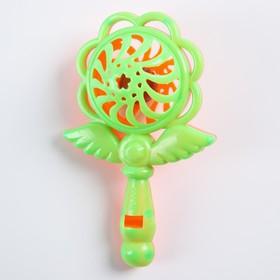 Погремушка «Цветок», цвета МИКС