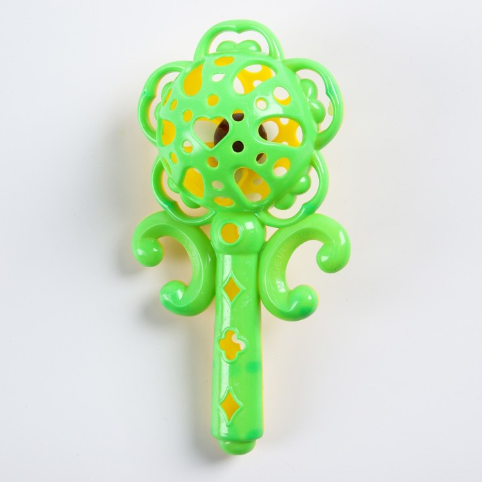 Погремушка «Цветок-5», цвета МИКС