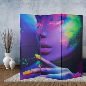 Ширма 'Краски', 160 × 150 см Ош