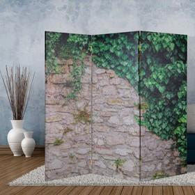 Ширма 'Каменная стена', 160 × 150 см Ош