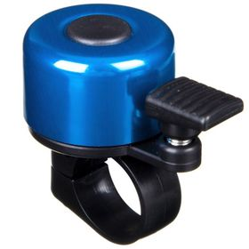 Звонок STG 11А-09, ударный, цвет синий Ош