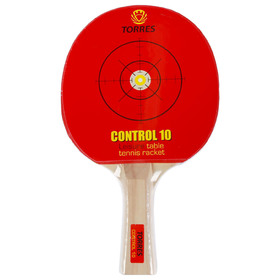Ракетка для настольного тенниса Torres Control 10, для начинающих