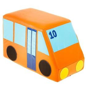Мягкий модуль «Автобус» Ош