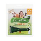 Биокапли от блох GreenFort neo для кроликов, кошек и собак до 10 кг