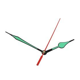 Комплект из 3-х стрелок для часов, светятся в темноте 69/97(2000Y) (фасовка 100 набор) Ош