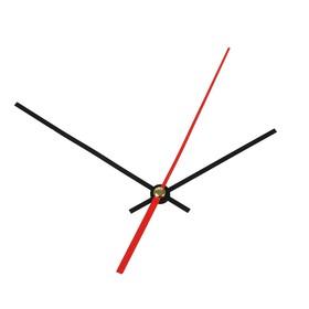 Комплект из 3-х стрелок для часов черные 83/114 (2021) (фасовка 100 наборов)