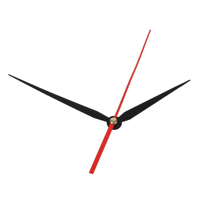 Комплект из 3-х стрелок для часов черные 86113 2032 фасовка 100 наборов
