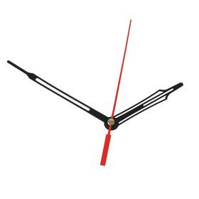 Комплект из 3-х стрелок для часов черные 70/104 (2045) (фасовка 100 наборов)