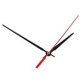 Комплект из 3-х стрелок для часов черные 65/108 (2046) (фасовка 100 наборов) Ош