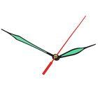 Комплект из 3-х стрелок для часов, светятся в темноте 63/97(2055Y) (фасовка 100 наборов)