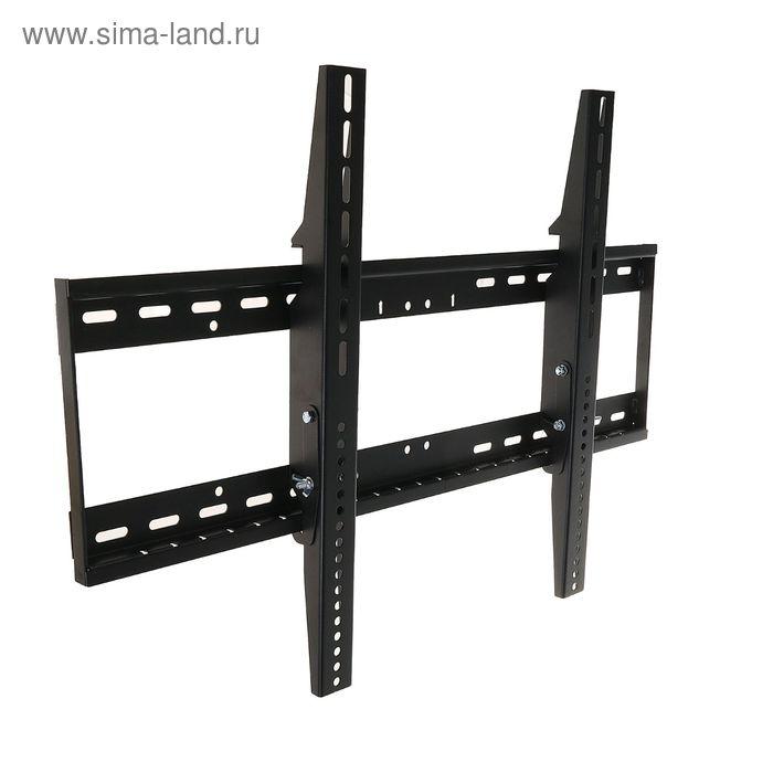 """Кронштейн Trone LPS 32-50, для ТВ, наклонный, 37""""-60"""", 53 мм от стены, черный"""