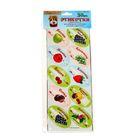 Набор цветных этикеток для домашних заготовок из ягод и фруктов, 6 х 3,5 см, 30 шт - Фото 2