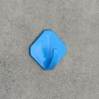 Крючок самоклеящийся «Ромб», цвет МИКС
