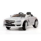УЦЕНКА Электромобиль BARTY Mercedes-Benz, цвет Серый,Глянцевый