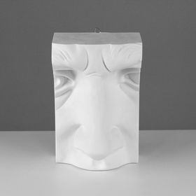 Гипсовая фигура, нос Давида «Мастерская Экорше», 18 х 15 х 29 см Ош
