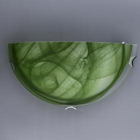 Светильник Дюна 'Флави' 1 лампа E27 40Вт зеленый Ош