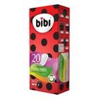 Прокладки ежедневные «BiBi» Panty Mini, 20 шт/уп.