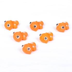 Набор для игры в ванне «Рыбка», 6 шт.