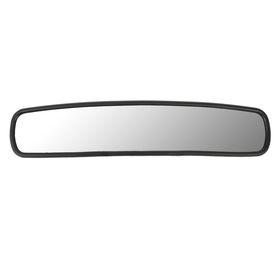 Зеркало внутрисалонное Nova bright , панорамное, на присоске, 330 мм