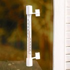Пластиковый термометр оконный