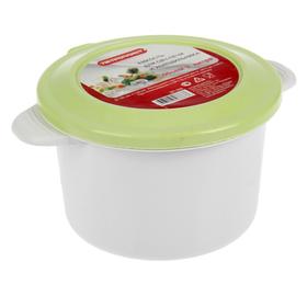 Емкость 2 л для СВЧ-печи и холодильника