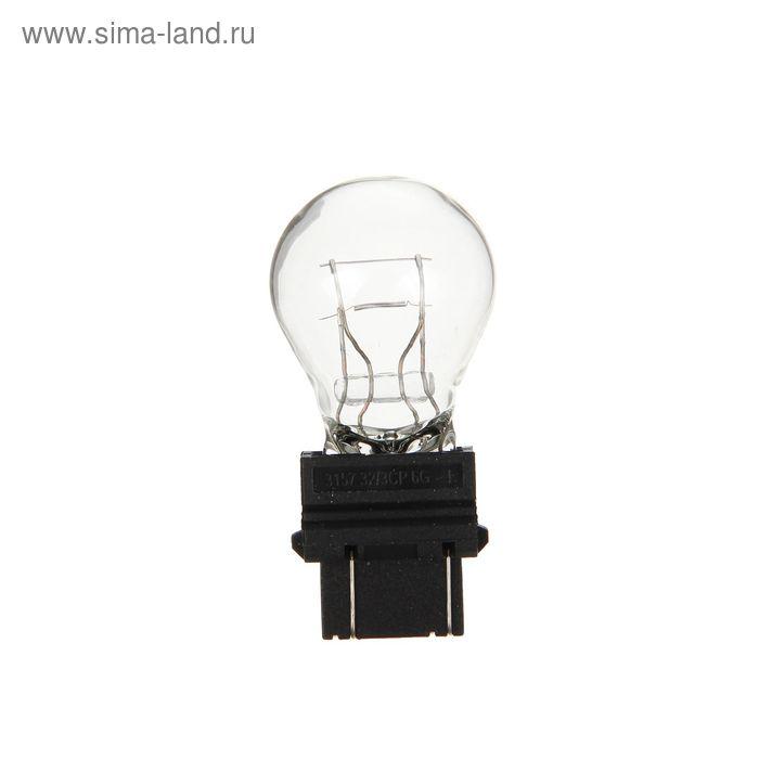 Лампа автомобильная Narva, P27/7W, 12.8 В, 27/7 Вт, (W2,5x16d) S-8 (3157)