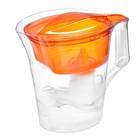 Фильтр-кувшин «Барьер-Твист», 4 л, цвет оранжевый - Фото 2
