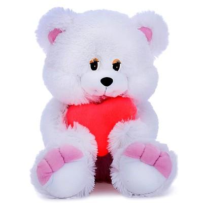 Мягкая игрушка «Медведь», 35 см, МИКС - Фото 1