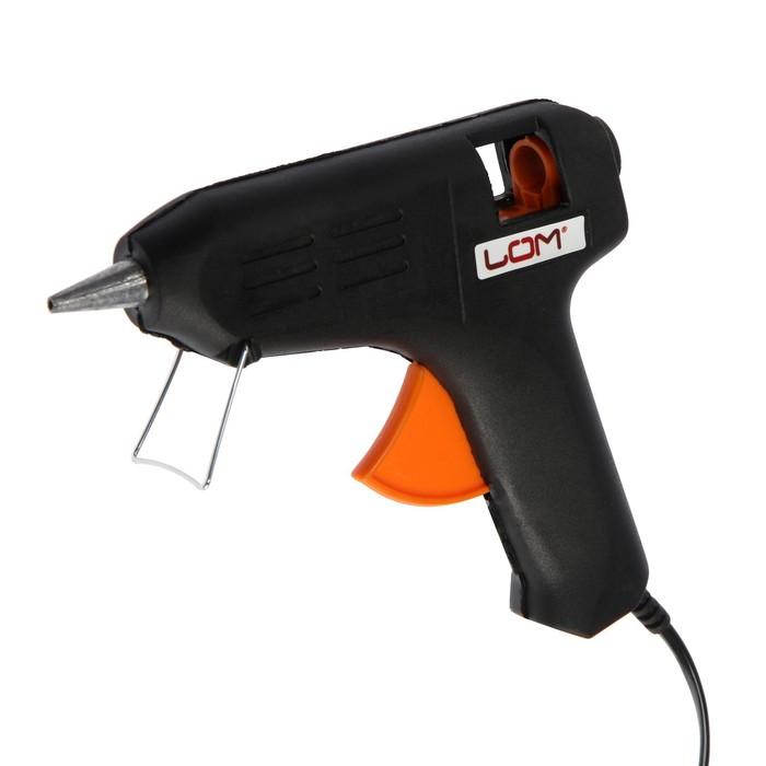Клеевой пистолет LOM 40 Вт, 220 В, 11 мм