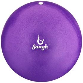 Мяч для йоги, 25 см, 100 г, цвет фиолетовый Ош