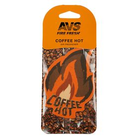 Ароматизатор AVS AFP-002 Fire Fresh, кофе, бумажные