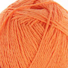 """Пряжа """"Жасмин"""" 100% хлопок 280м/100гр (1623, оранжевый)"""