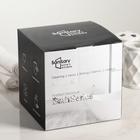 Набор аксессуаров для ванной комнаты «Рамирос», 4 предмета - Фото 3