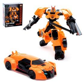 Робот-трансформер «Автобот-суперкар»