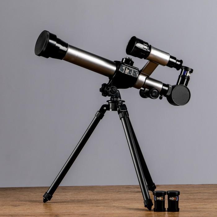 Телескоп C2132 настольный х20х30х40x, 170мм
