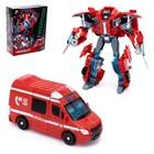 Робот-трансформер «Спасательный фургон»