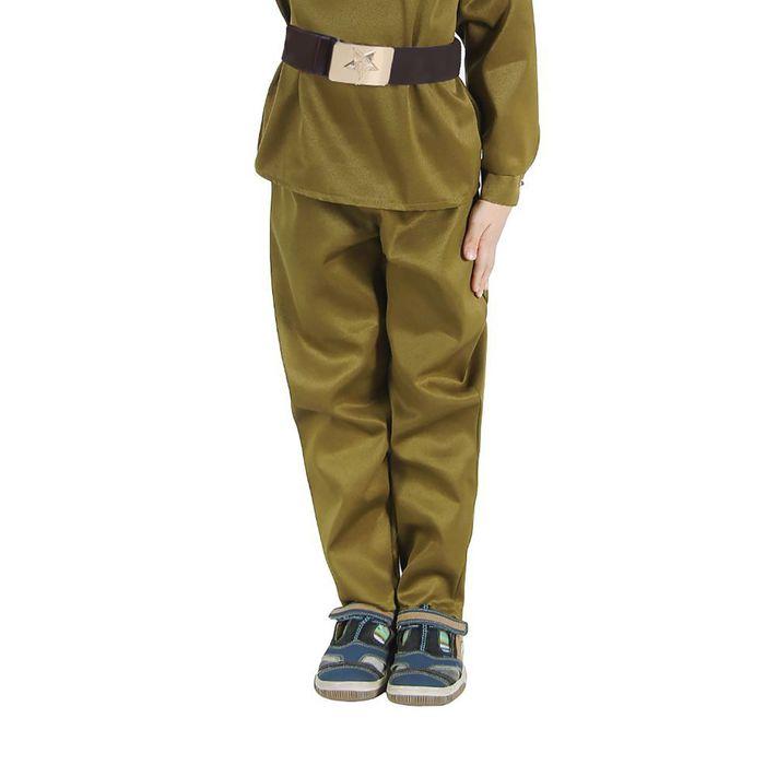 Штаны военного Галифе, детские, р-р 28, рост 110 см