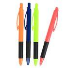 Ручка шариковая, автоматическая, 0.7 мм, Vinson «Стиль», с резиновым держателем, «Стиль», стержень синий масляный, МИКС