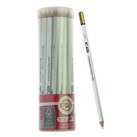 Ластик в карандаше Koh-I-Noor 6312, мягкий термопластичный, для ретуши и точного стирания Ош