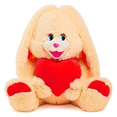 Мягкая игрушка «Заяц», 55 см, МИКС - Фото 1