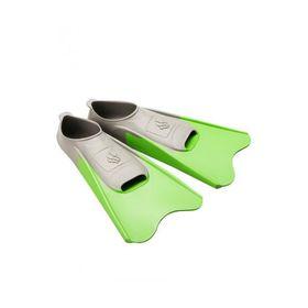 Ласты POOL COLOUR SHORT, размер 26-29, цвет зелёный Ош