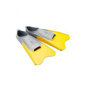Ласты POOL COLOUR SHORT, размер 30-33, цвет жёлтый Ош